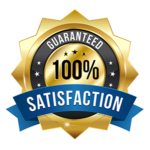 Akins Heating and Air, Inc. 100% satisfaction guarantee