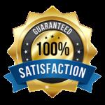 Akins Heating and Air, Inc. 100% satisfaction guarantee