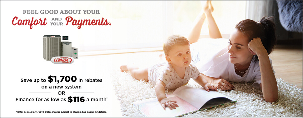 2019 spring ac promotions from akins heating and air
