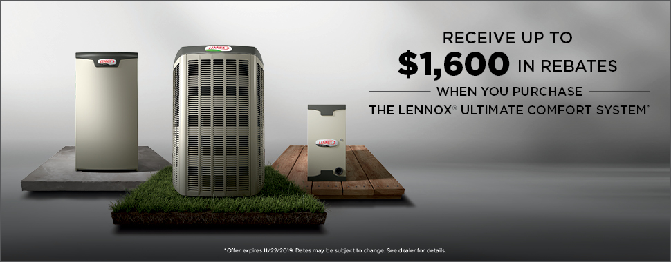 Akins heating and air 2019 fall new air conditioning system promotion