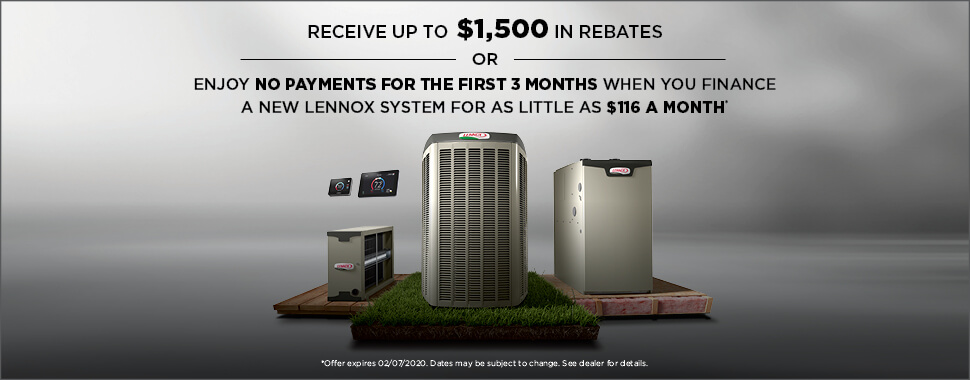 akins heating and air new ac system financing